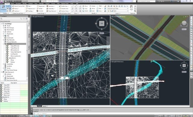 From scanned point cloud to bim in autodesk revit architecture.