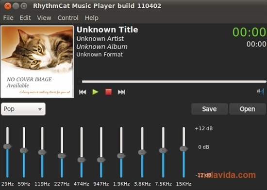 RhythmCat Linux image 4