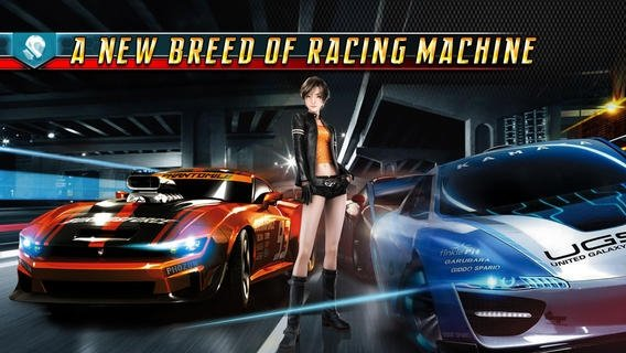 Ridge Racer iPhone image 5