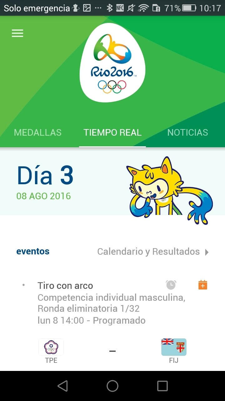 Rio 2016 Android image 6