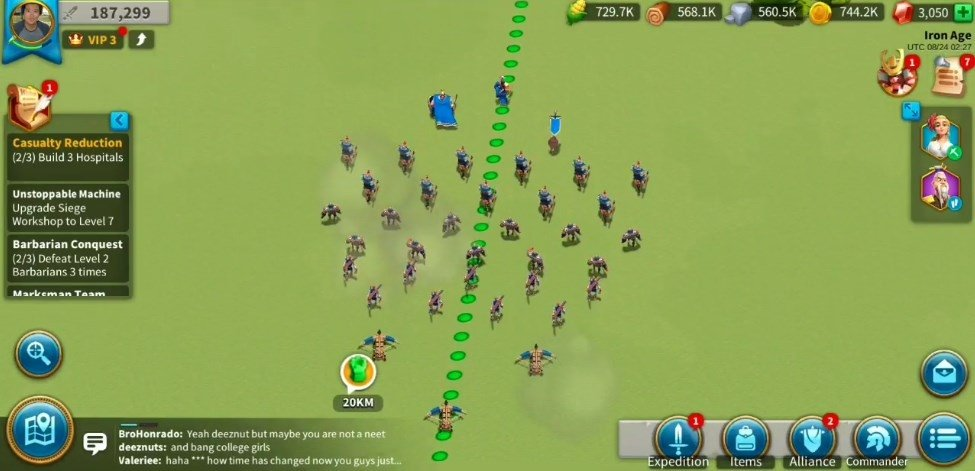 Rise of Kingdoms: Lost Crusade 1 0 28 11 - Download for