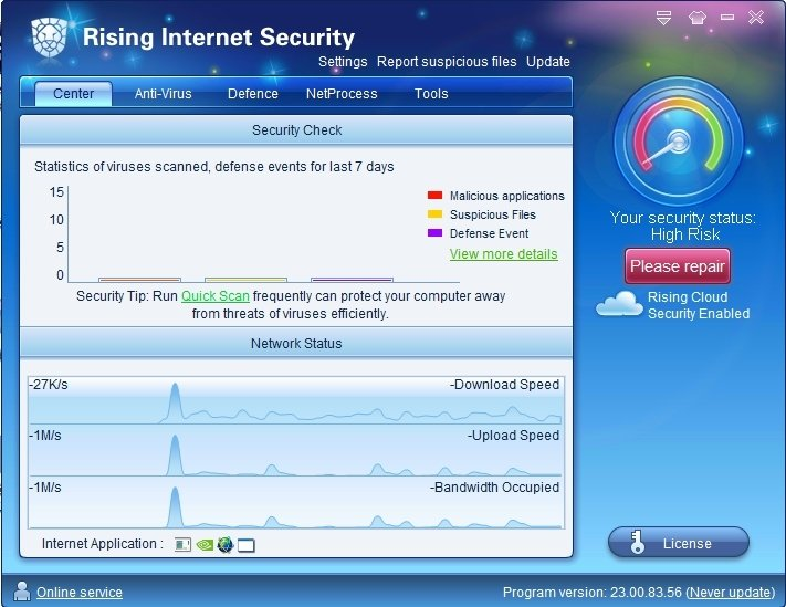 Rising Internet Security image 5