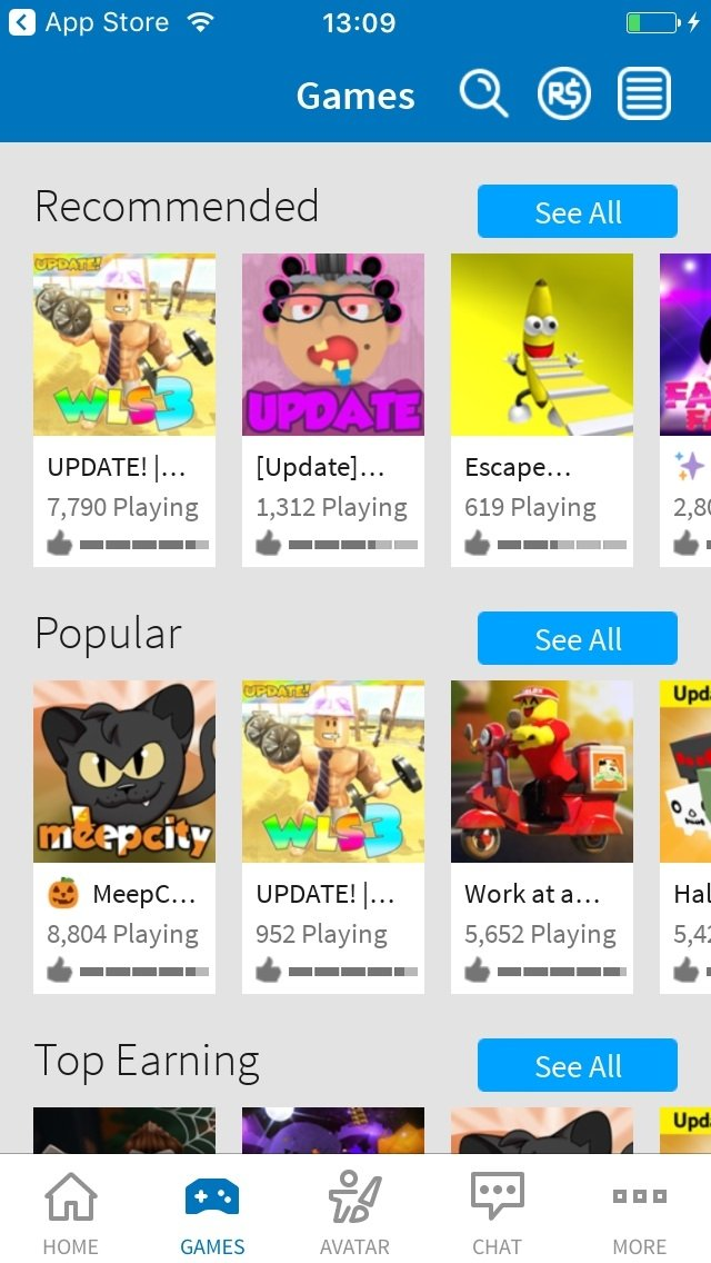 Roblox - Download for iPhone Free