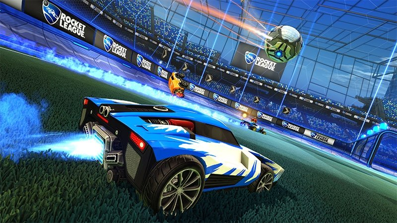 download rocket league free