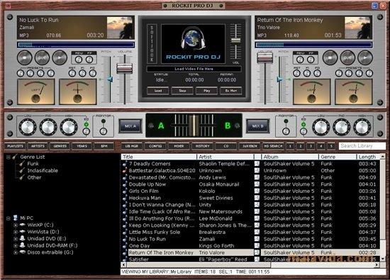 Rockit Pro DJ 5.0 - Download for PC Free Rockit Pro DJ image 1 Thumbnail Rockit Pro DJ image 2 Thumbnail ...