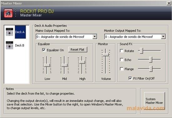 Rockit Pro DJ 5.0 - Download for PC Free ... Rockit Pro DJ image 6 Thumbnail