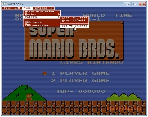 nes games download for pc