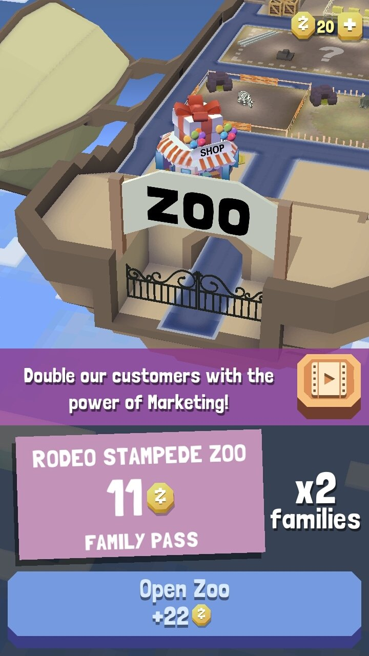 Rodeo Stampede Sky Zoo Safari 1 23 3 Descargar Para