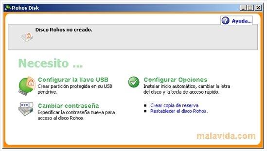 Rohos Mini Drive image 4