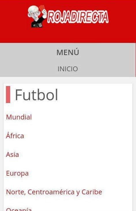 Descargar gratis roja directa en español