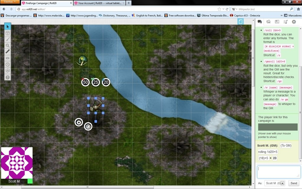 Roll20 Webapps image 6