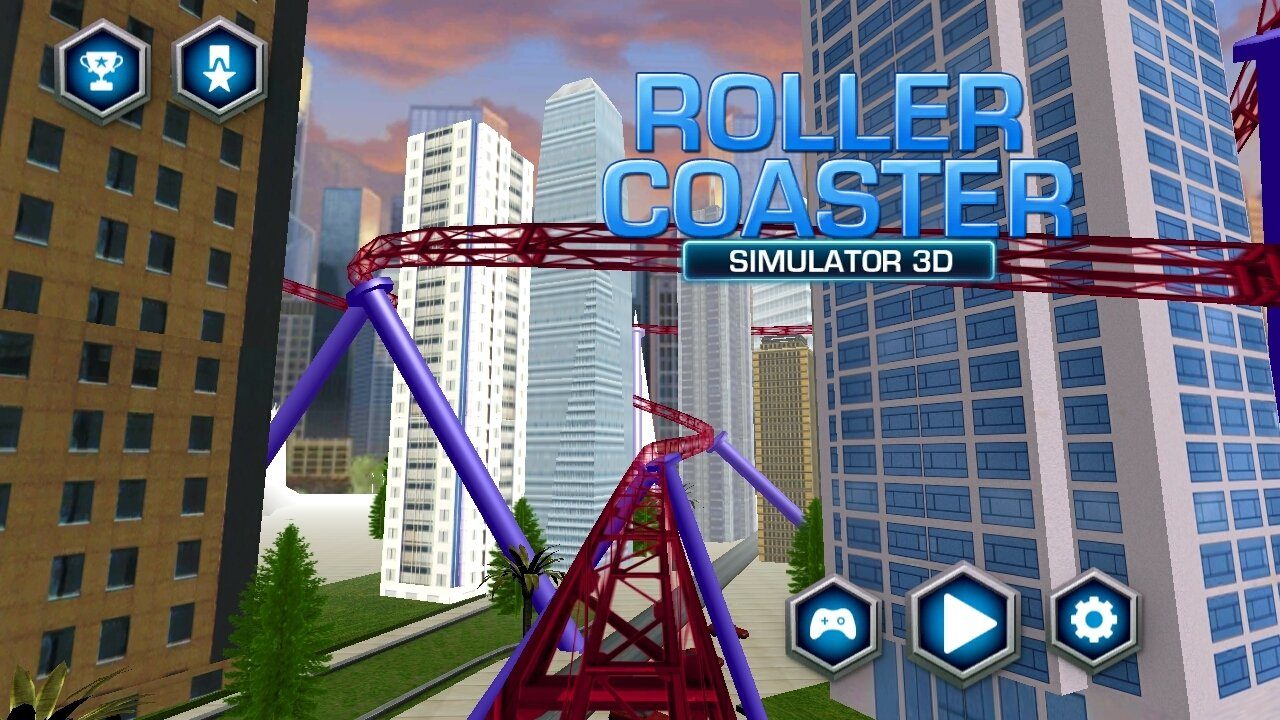 Roller Coaster Simulator Android image 7