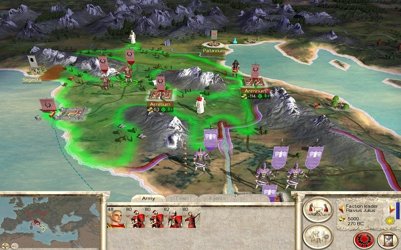 Rome: Total War Gold Edition 1 4 4 - Download for Mac Free