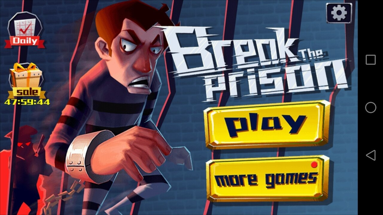 Break the Prison 1 0 10 - Download for Android APK Free