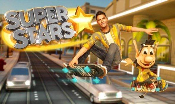 Ronaldo&Hugo: Superstar Skaters Android image 5