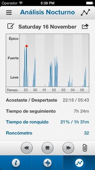 SnoreLab iPhone image 5