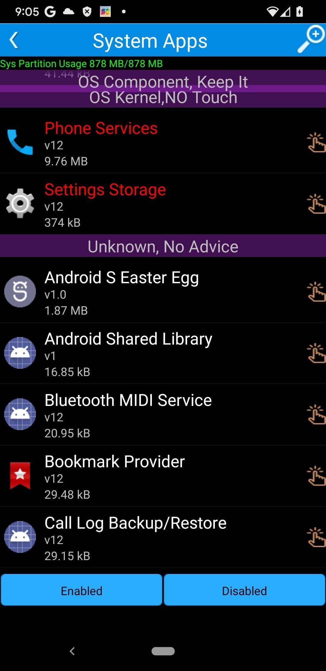 mobile root app delete apk