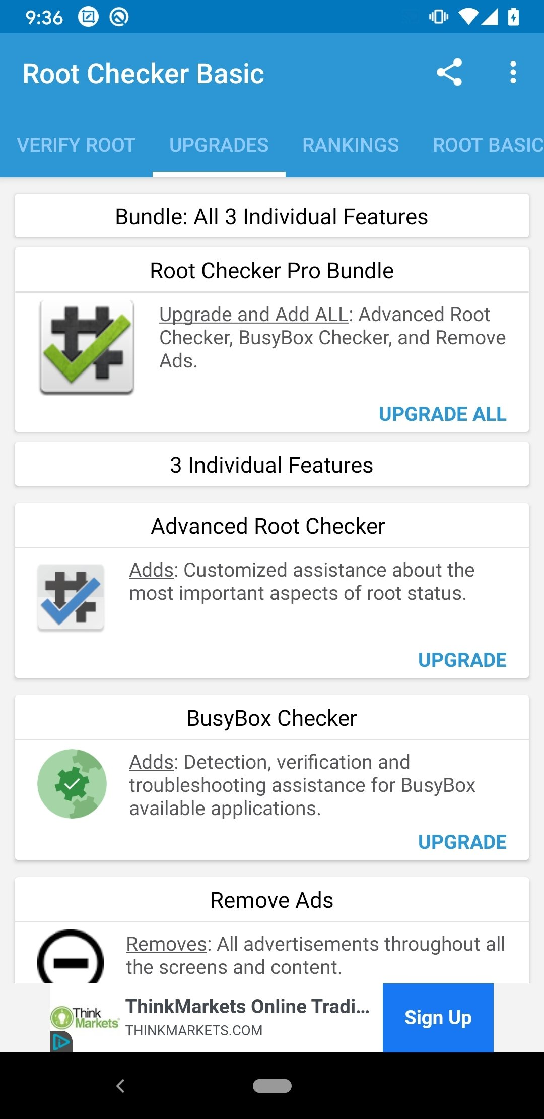 Root Checker Android image 8