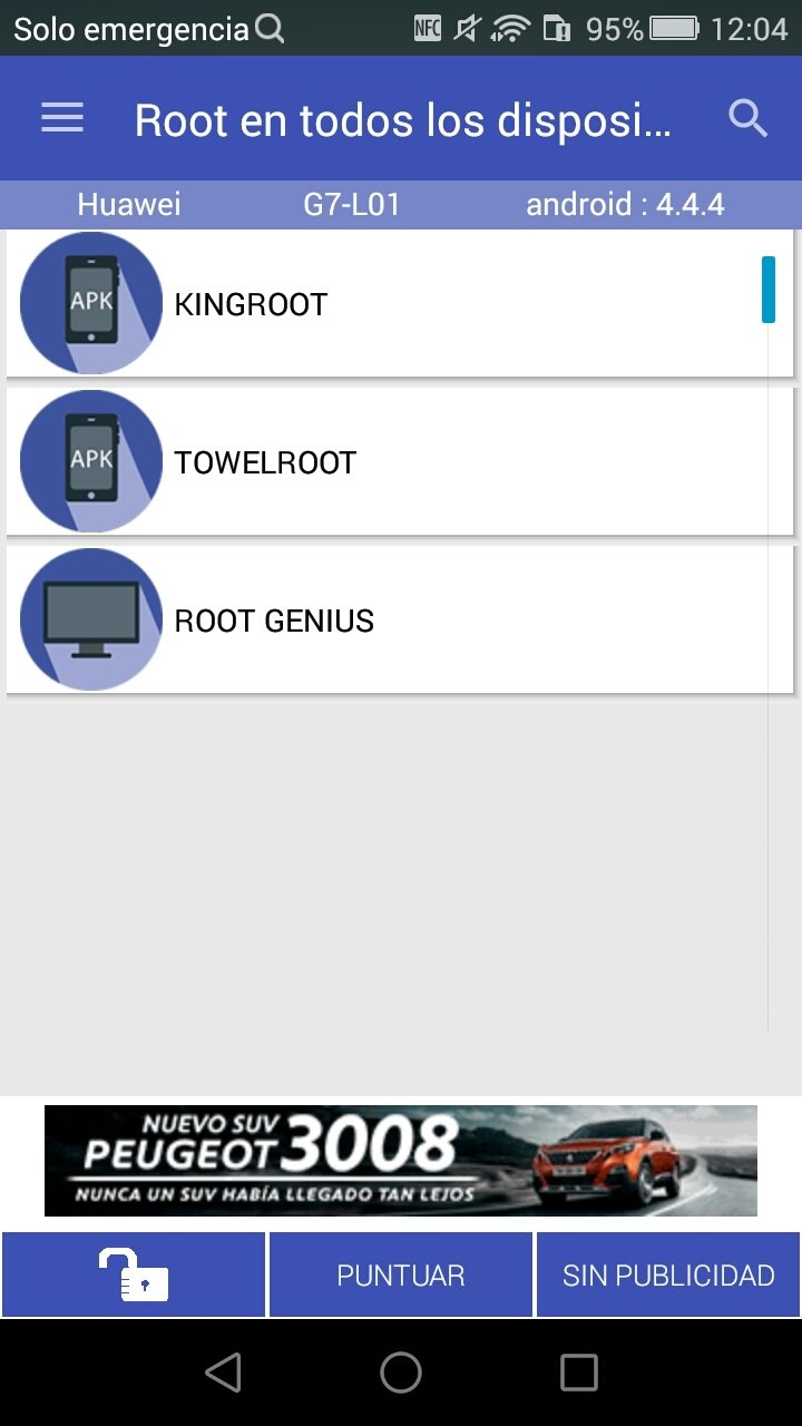 Root all devices Android image 7