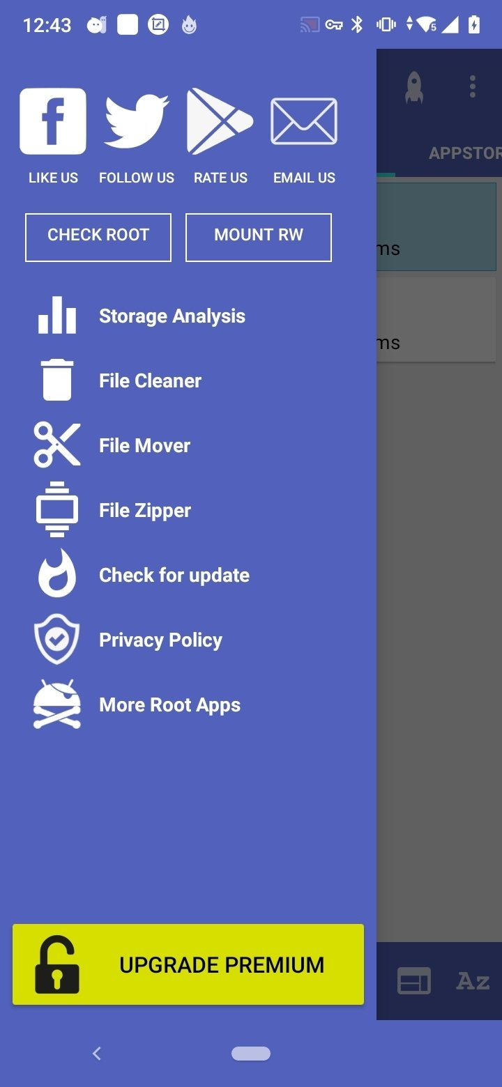 free apk root explorer