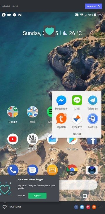 Rootless Pixel 2 Launcher 6 17 - Download for Android APK Free