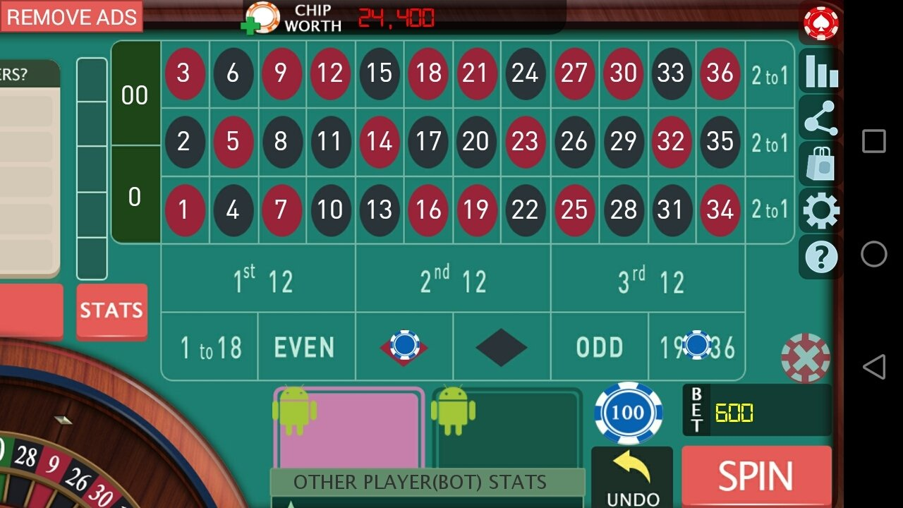 Roulette Royale Android image 5