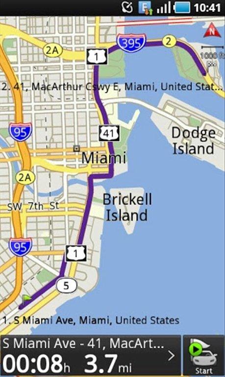 Download Route 66 Maps Navigation 6 66 15 48 Bdf2521