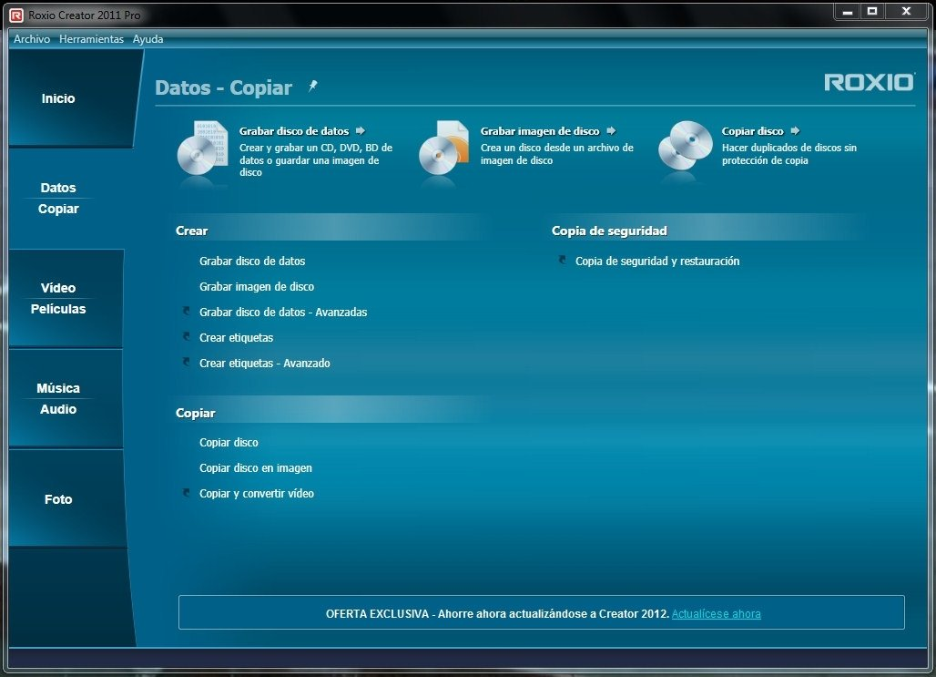 Free Download Software Roxio Creator Basic V9