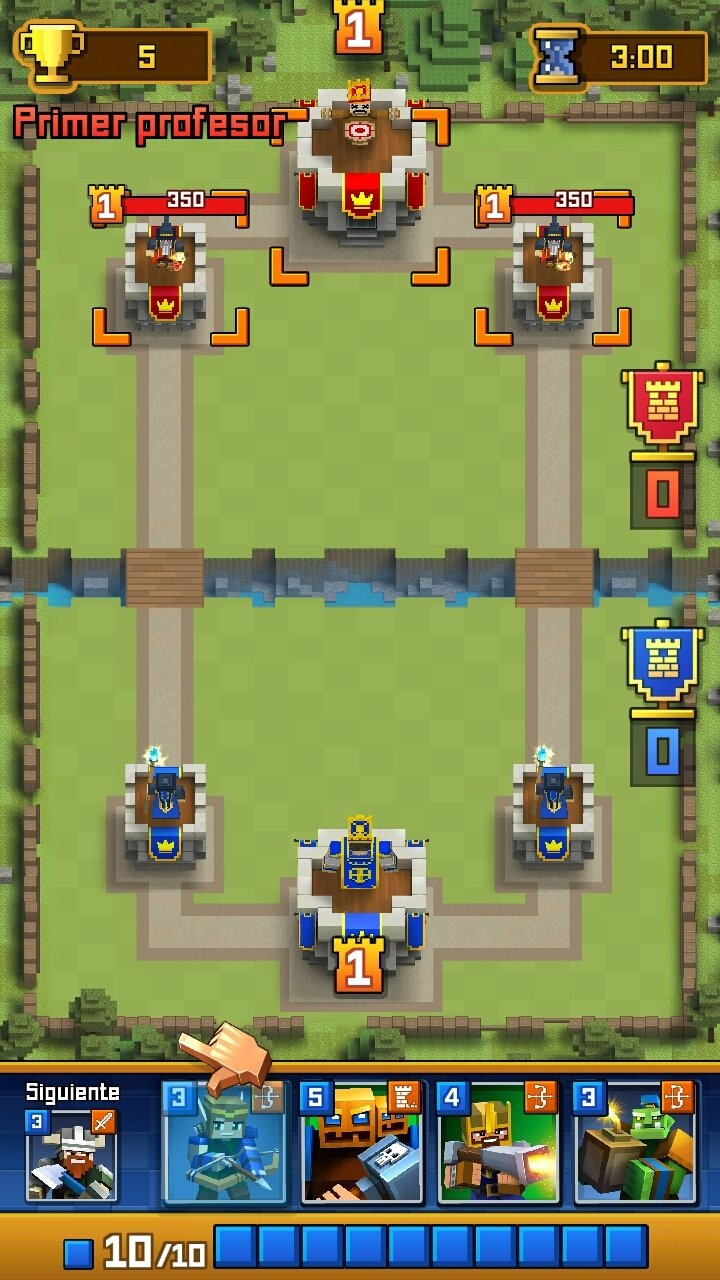 Royale Clans - Clash of Wars Android image 8