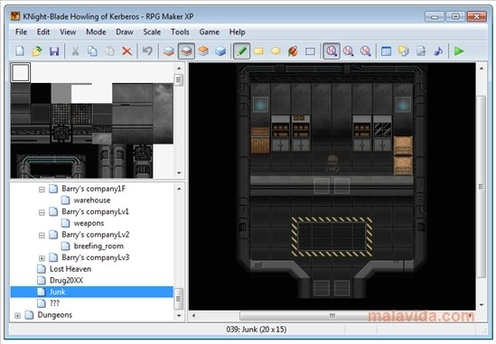 RPG Maker XP 1 05 - Download for PC Free