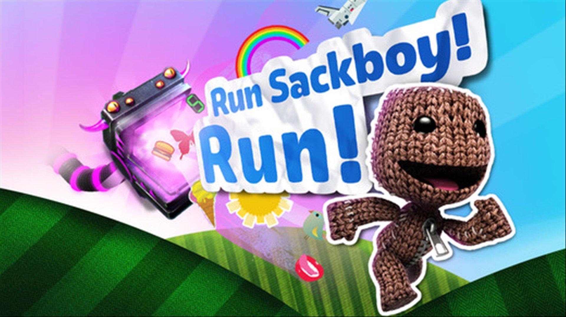 Run Sackboy! Run! iPhone image 5