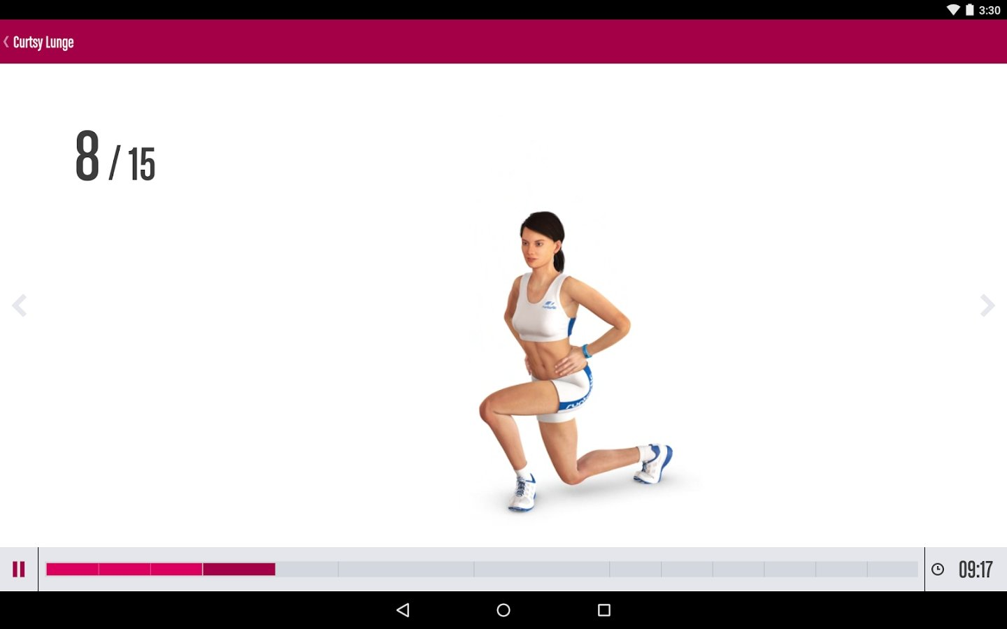 Runtastic Butt Trainer Android image 5