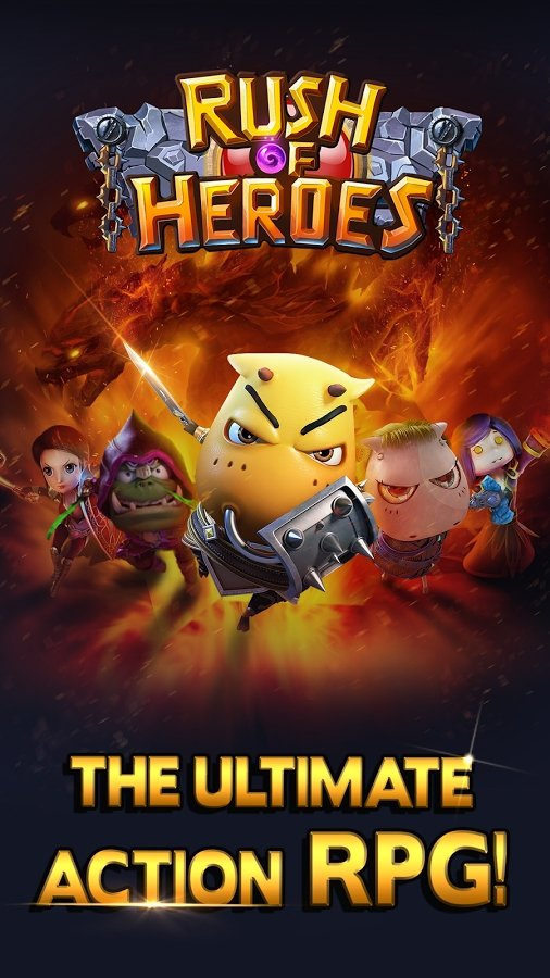 Rush of Heroes Android image 5