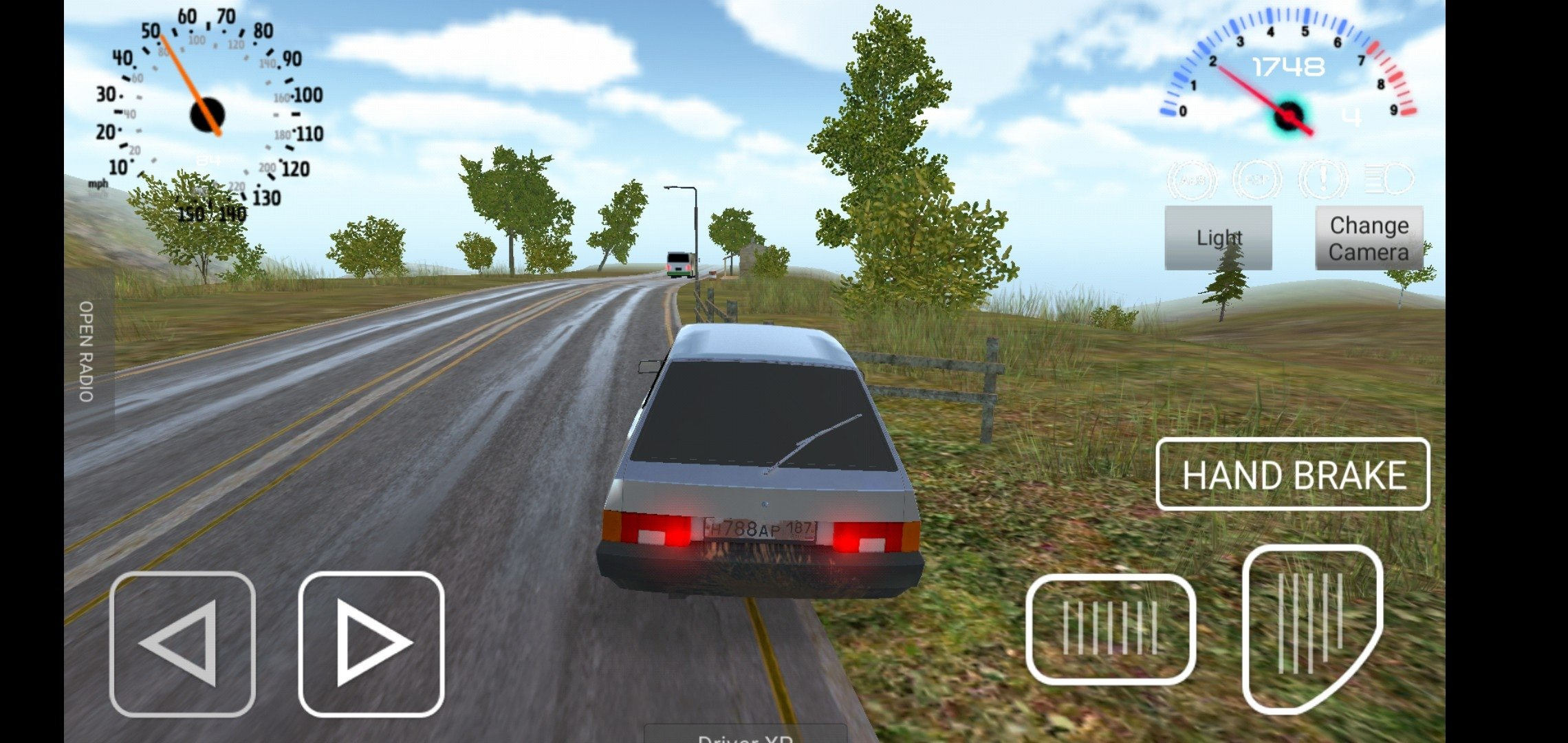 Russian Car Driver HD 1 03 - Download for Android APK Free