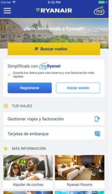Ryanair - Cheapest Fares iPhone image 2