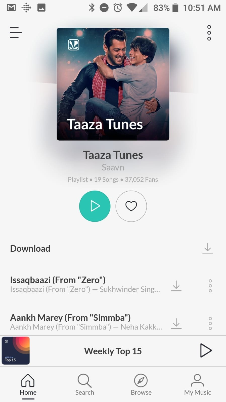 JioSaavn Music (JioMusic) 6 4 1 - Download for Android APK Free