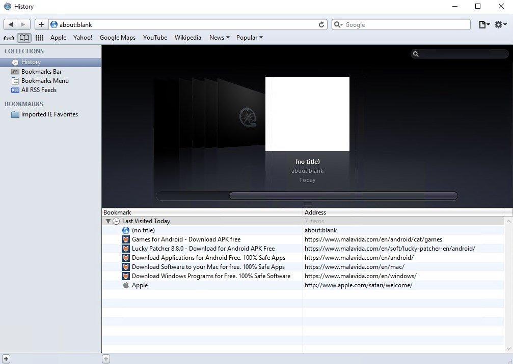 apple safari browser download for windows 7