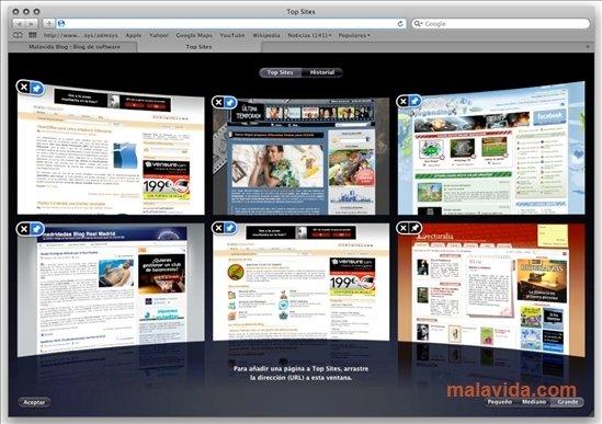 telecharger safari pour mac 10.6 8