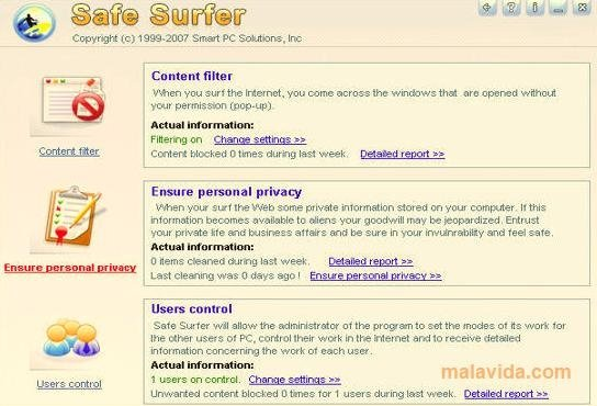 Safe Surfer image 2