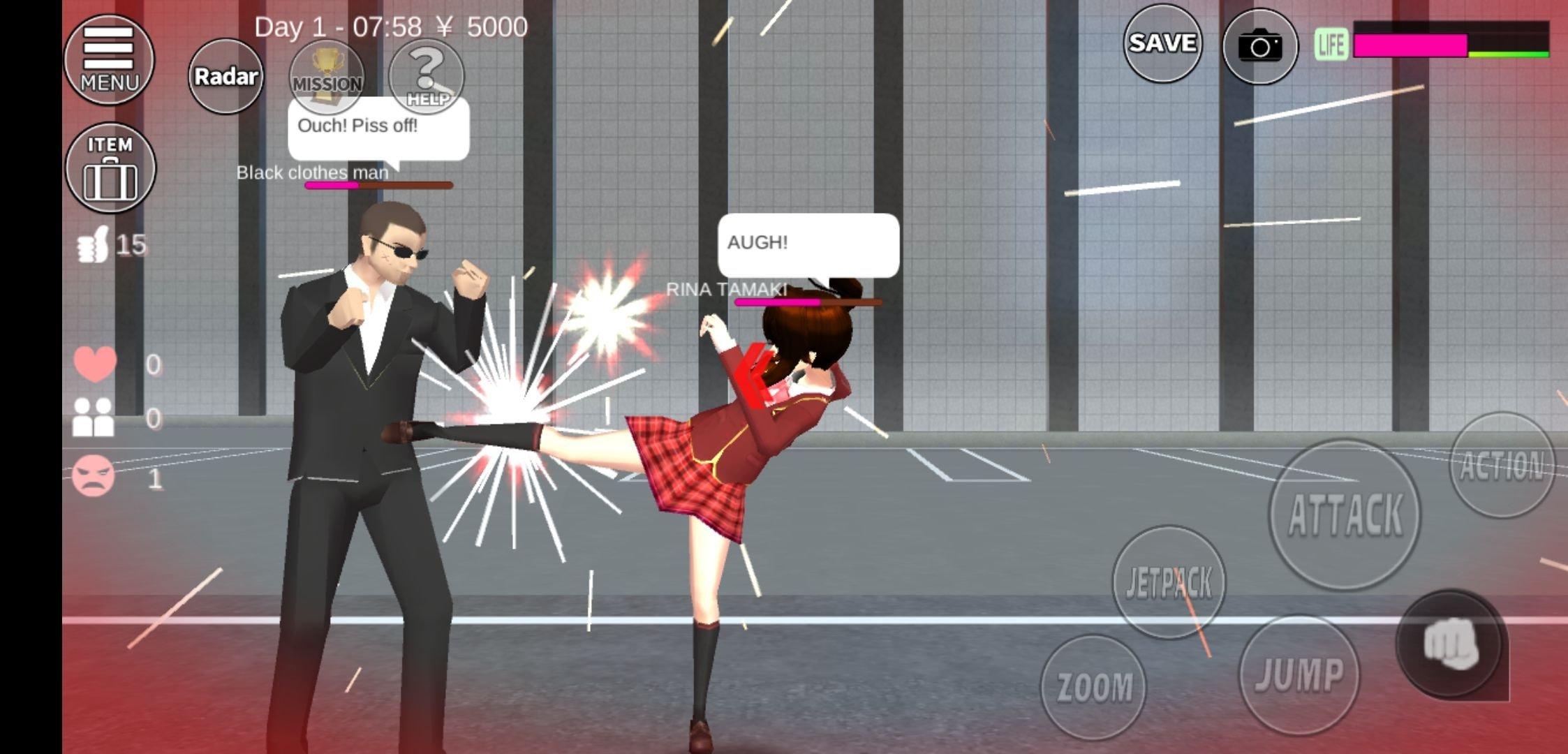Youtube Sakura School Simulator