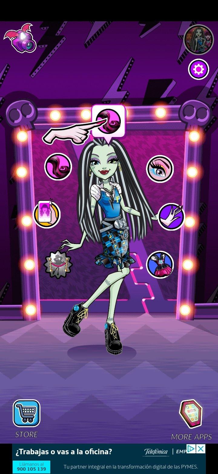 Salón De Belleza Monster High 119 Descargar Para Android