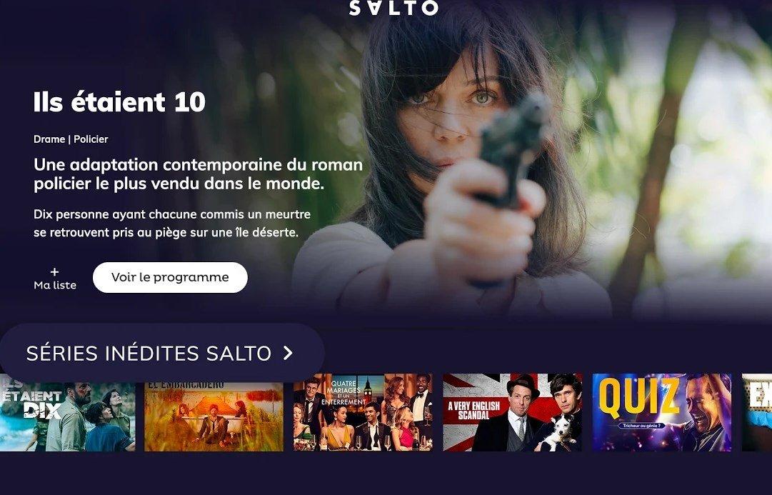 SALTO 1.0.0 - Télécharger pour Android APK Gratuitement