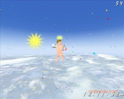 Écrans de Veille Saint-Valentin 3D image 5