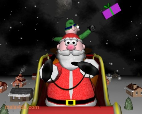 A very 3D Christmas Screensaver image 6