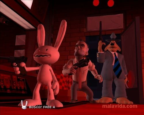 Sam & Max: Chariots of the Dogs image 5