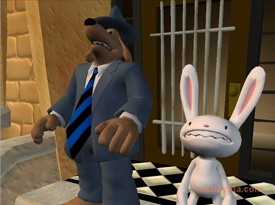 Sam & Max: Ice Station Santa image 5