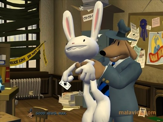 Sam & Max: the Mole, the Mob and the Meatball image 4