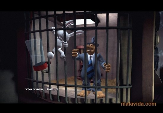 Sam & Max: The Penal Zone image 5