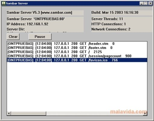 Sambar Server 7 0 - Download for PC Free