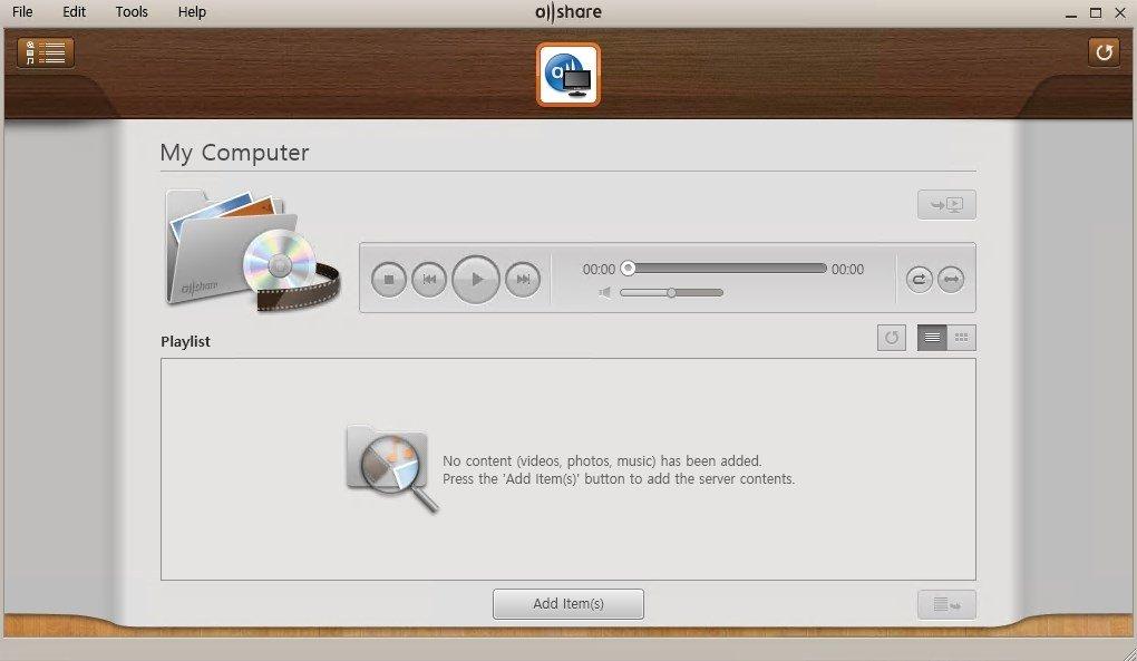 samsung allshare download windows